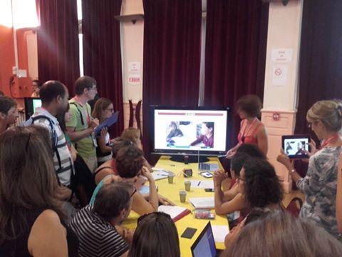 Créations numériques pluridisciplinaires, classe inversée, écrit musique