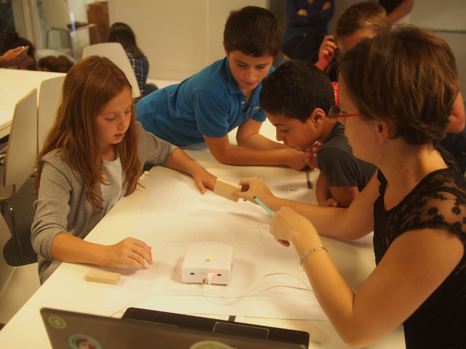 Coding goûter à Bordeaux : le code pour les enfants