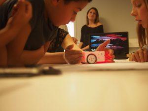 Coding goûter : la programmation pour les enfant