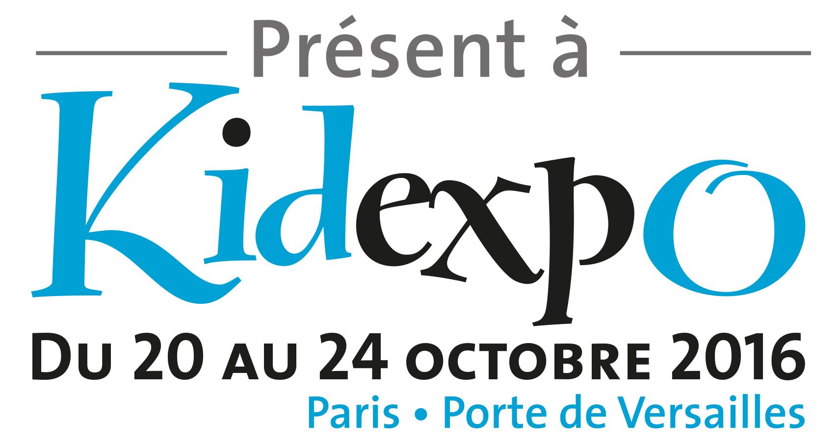 Conférence Les récits collaboratifs, salon Kidexpo, porte de Versailles, Paris