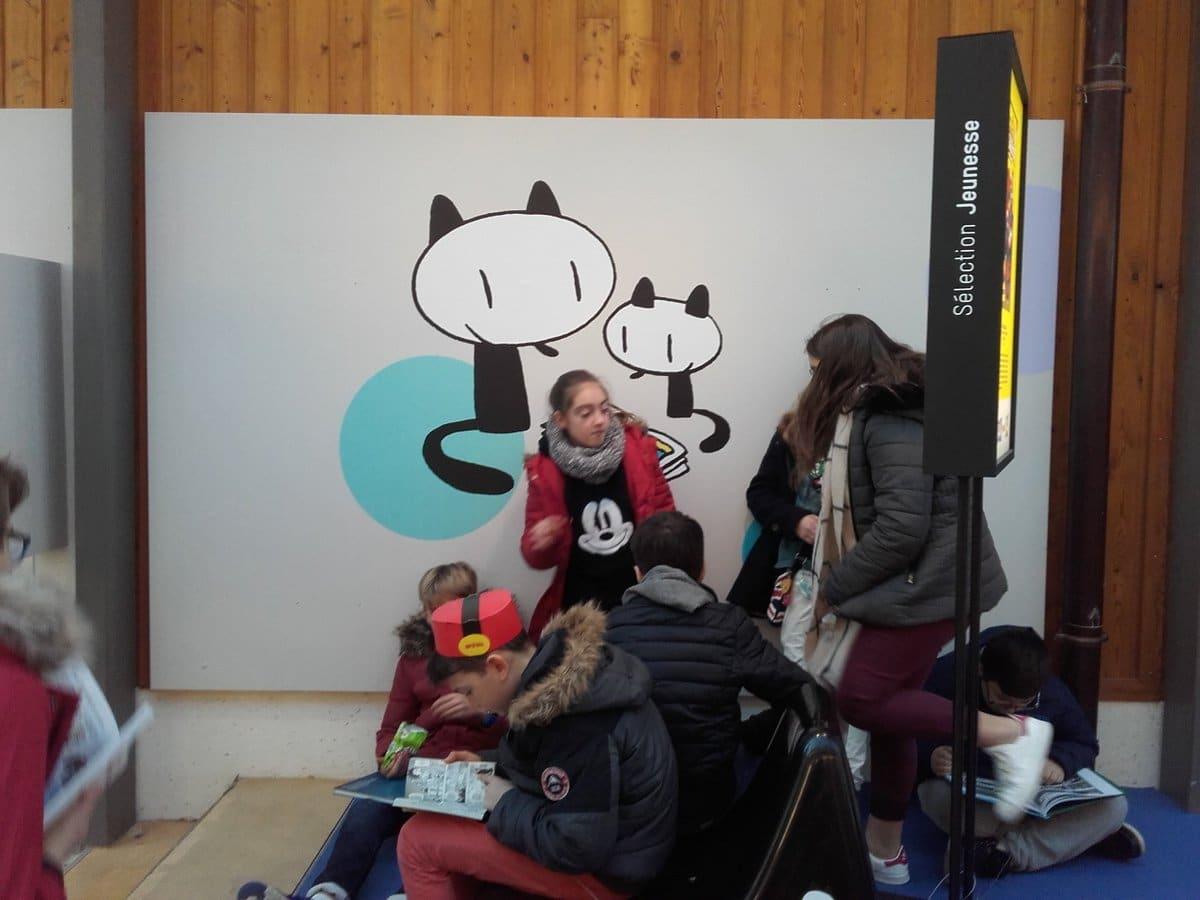 Festival de la bande dessinée à Angoulême