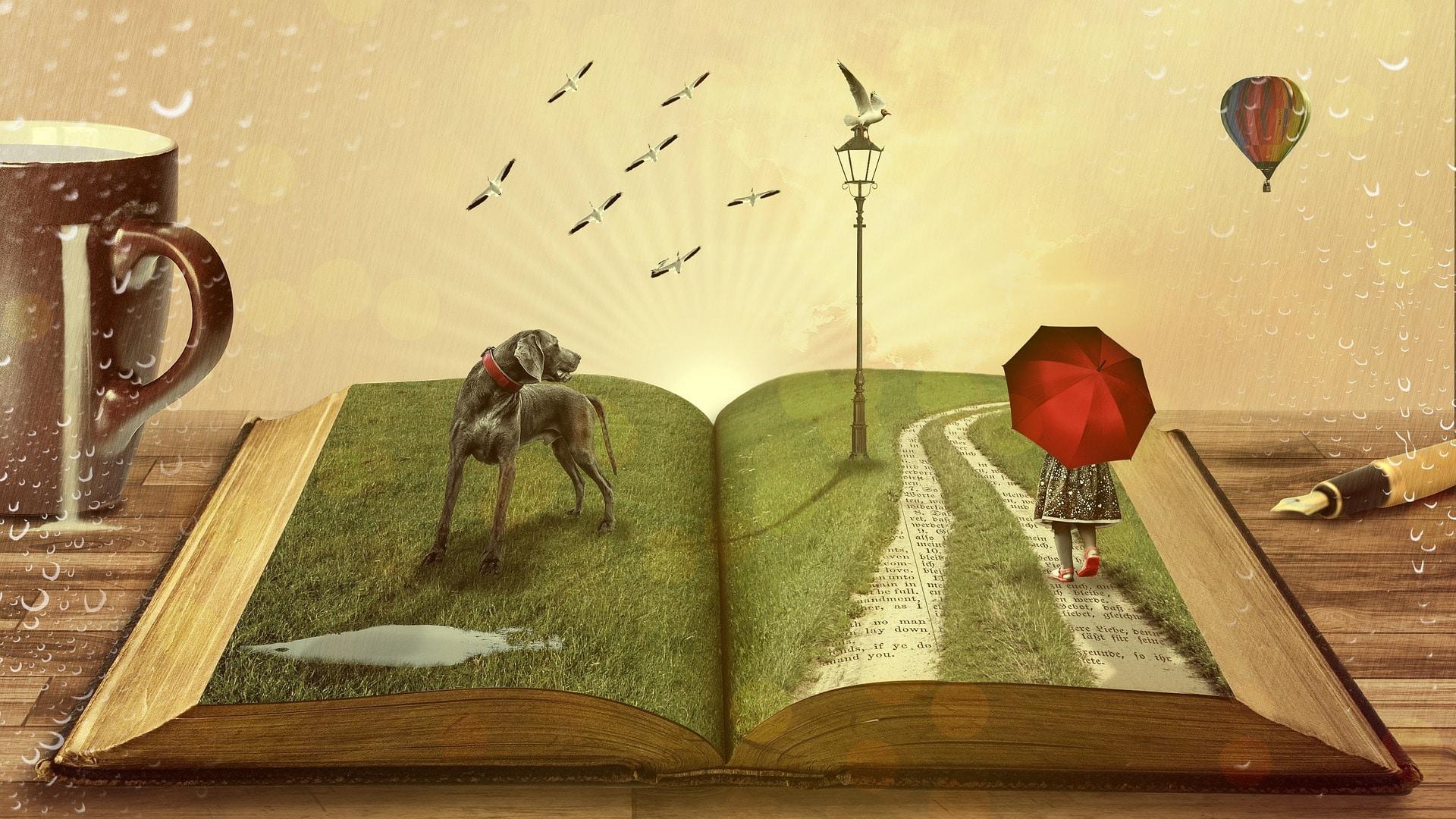 Comment bien commencer les chapitres d'un récit, atelier d'écriture scealprod.fr