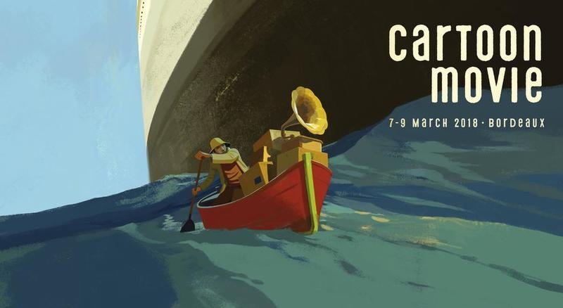 Cartoon movie, créativité à l'honneur avec Scéalprod