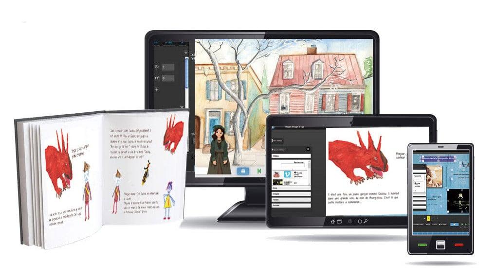 Créez en HTML5 pour tous les navigateurs WebKit et tous les appareils mobiles avec écran tactile du marché