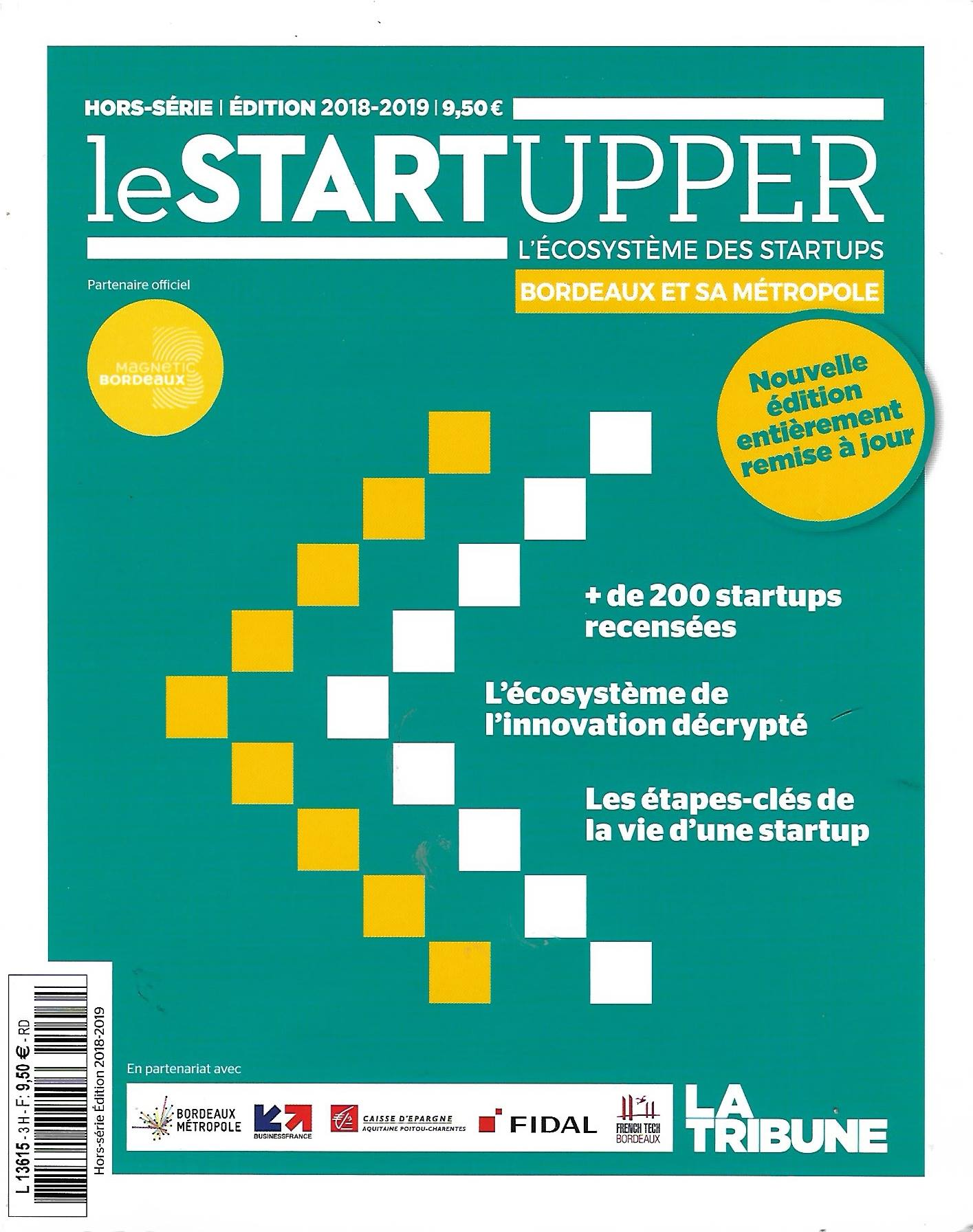 La Tribune start-up scealprod.fr Atelier d'écriture en ligne