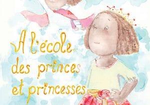 A l'école des princes et princesses, livre à personnaliser Scéalprod
