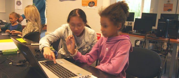 Atelier d'écriture Scéal studio association Mambok na Mamboko.