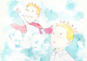 A l'école des princes et des princesses, livre à personnaliser pour enfants de 2 à 5 ans, Scéalprod