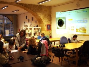 Atelier d'écriture en ligne Scéal studio