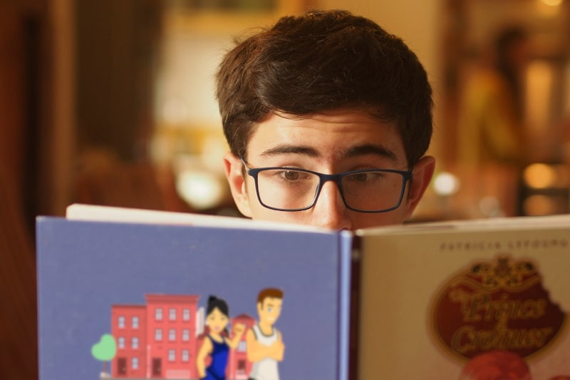 Coin lecture, livres à personnaliser jeunesse, Scéalprod