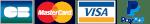 Cartes de paiement acceptées sur le site Scéalprod, livres à personnaliser, livres audio, atelier d'écriture en ligne