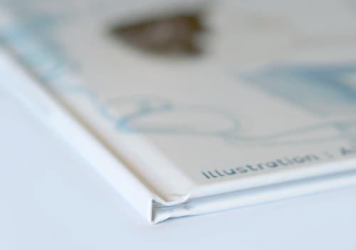 Une flûte pas comme les autres, livre personnalisé, Scéalprod