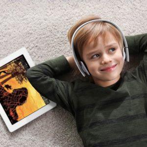 Livres audio, livres animés